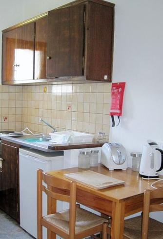 Apartments with Fully Fitted Kitchens Greece